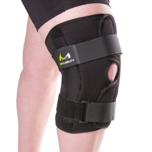 knee brace or support