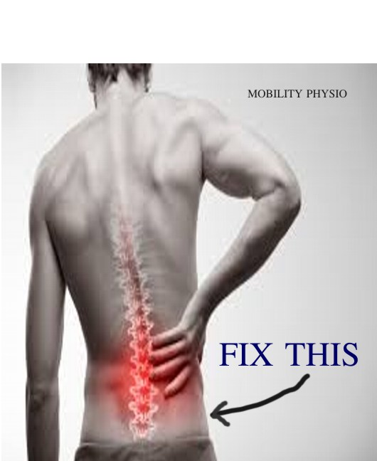 Do I Have a Slipped Disc?